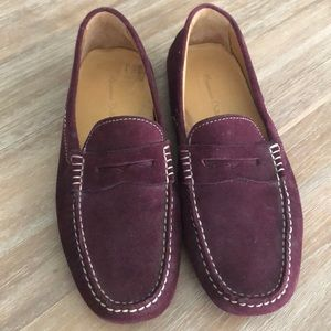 5a93acc9ae5 Massimo Dutti Men s Suede Loafers